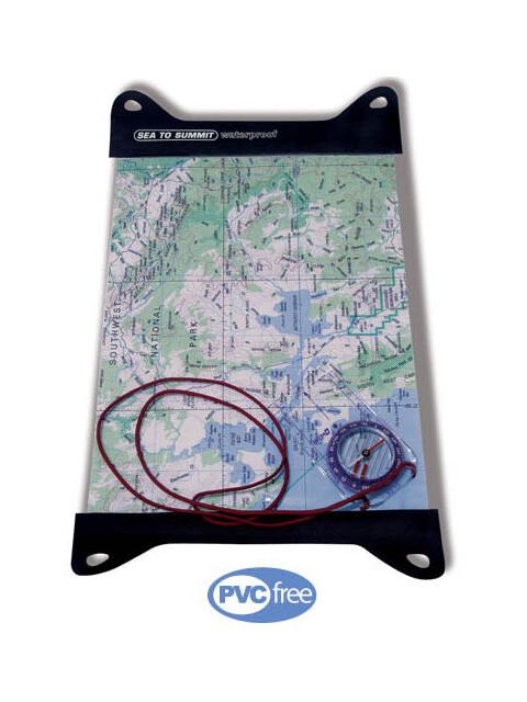 Sea to Summit TPU Guide Map Case Medium 28x33 cm